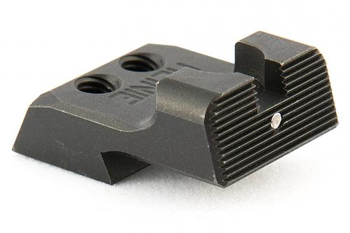 Ruger 1911 Ledge Tactical Tritium Rear Night Sight