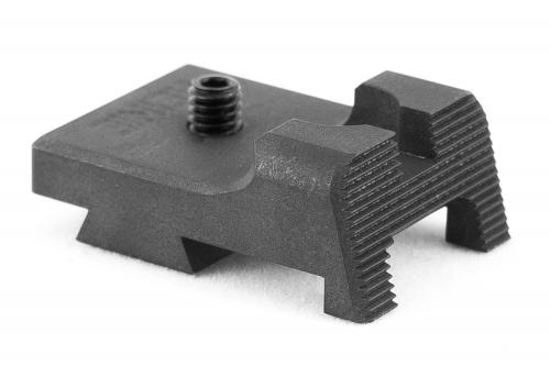 BHP Ledge Tactical Black Rear Sight