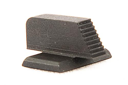 Heinie Cross Dovetail Black Front Sight