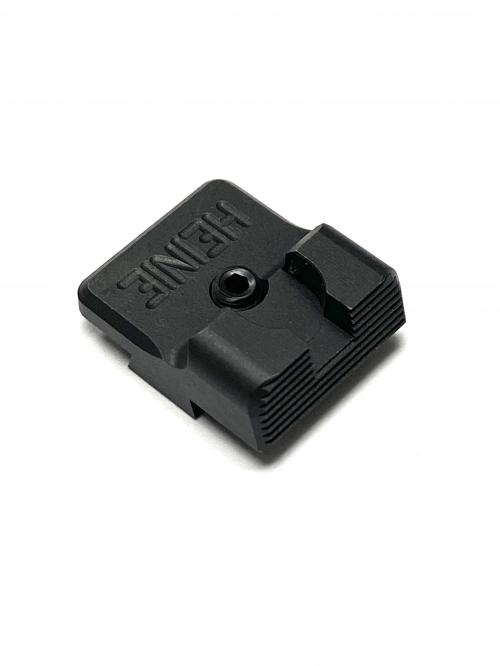 Glock 48 Ledge Rear Black Sight