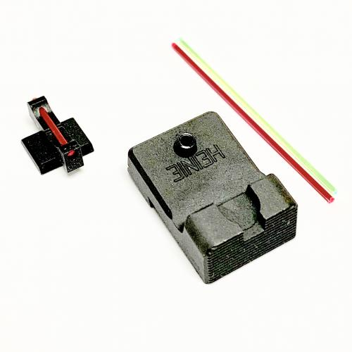 Kimber Ledge Fiber Optic Sight Set