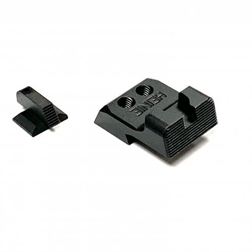 Ledge Black Sight Set for Dan Wesson 1911/Commander