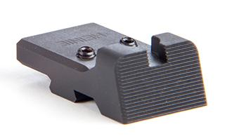 Springfield RO/Trophy Match Ledge Black Rear Sight