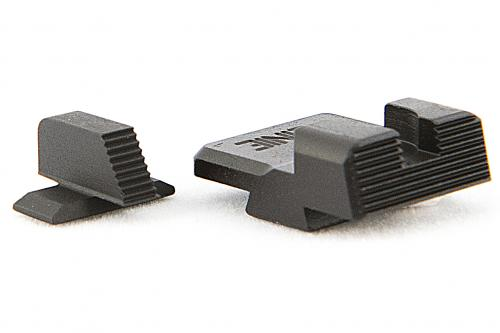 Springfield XD, XDS, XDM Ledge Black Sight Set