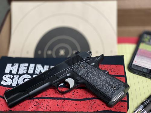 Heinie Build Springfield 45 ACP